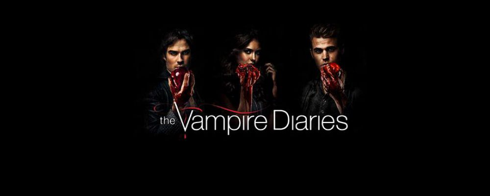The Vampire Diaries Cover Image