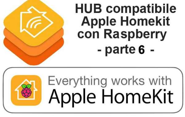 Hub compatibile Apple HomeKit con Raspberry - Avvio automatico di HomeBridge
